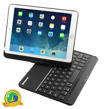 MobilePal Bluetooth Keyboard Case for iPad Air 2 [360 Degree Rotation]