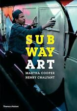 Subway Art by Henry Chalfant and Martha Cooper (2016, Paperback)