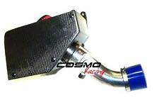 Ram Air Intake + HEAT SHIELD Baja/Forester/WRX/Legacy/Outback TURBO Cold Filter