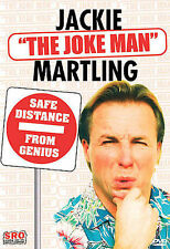 """The Best of Jackie """"The Joke Man"""" Martling: Safe Distance From Genius (dv165)"""