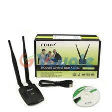 EDUP EP-MS1532 Wireless 300 Mbps USB Network Card Adapter Double 6dbi Antenna