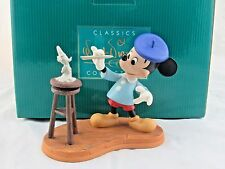 "WDCC ""Creating A Classic"" Mickey Mouse 10th Anniversary in Box"