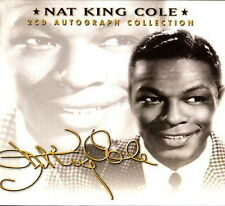 2 CD-Set Nat King Cole Autograph Collection Original Recordings 2006
