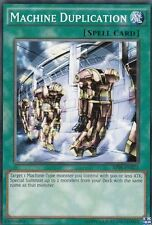 *** MACHINE DUPLICATION *** 3 AVAILABLE! (P) PLAYED MIXED SETS AP08, RDS YUGIOH!