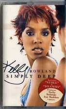 Simply Deep by Kelly Rowland (Cassette, Oct-2002, Columbia (USA))