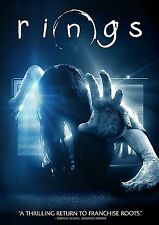 DVD - Rings (DVD) NEW* Horror* Thriller * PRE-ORDER SHIPS ON 05/02/17