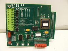 OPTO 22 MODEL B1 16-CHANNEL DIGITAL OPTOMUX BRAIN BOARD FOR SERIAL NETWORKS