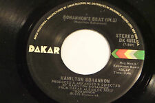 Hamilton Bohannon:  Bohannon's Beat part 1 / East Coast Groove [Unplayed]