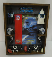 CAROLINA PANTHERS PICTURE FRAME PHOTO 5X7 NFL FOOTBALL ELBY GIFTS INC NEW COOL