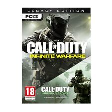 Call of duty infinie warfare legacy edition pc game (uk & europe version)