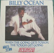 """Billy Ocean, When the going gets tough..,  VG-/VG+ 12"""" EP (6671)"""