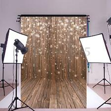 5x7FT Xmas Snow Floor Wall Winter Vinyl Photography Backdrop Photo Background