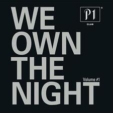 Various - P1 Club-We Own the Night Vol.1