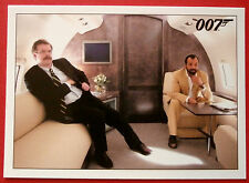 JAMES BOND - Quantum of Solace - Card #033 - Felix Tries to Mask His Disdain