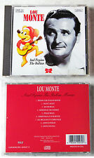 LOU MONTE AND PEPINO THE ITALIAN MOUSE .. Rare CD TOP