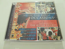 Music For Royal Occasions - The Welsh Guards (Album  CD) Used very good