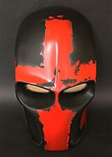 ARMY of TWO AIRSOFT BB GUN SALEM PROP HELMET MASK GIFT - red cross v1 MA64
