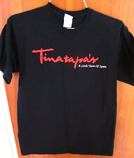TINATAPA's med T shirt Little Taste of Spain Tampa restaurant Florida tapas Tina