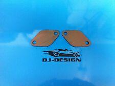VW EGR Placa ciega para T4,T5 4mm acero, pack 2