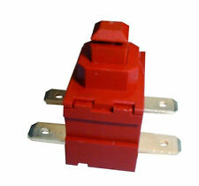 Switch for Numatic Henry vacuum cleaner hoover push type on / off 4 Tag  206582
