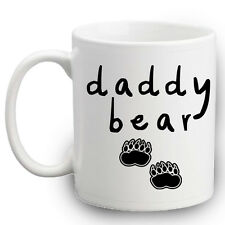 Daddy Bear Mug | Tea Coffee Mug | New Dad Gift | Dad To Be Present FATHERS DAY