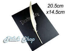 Death Note notebook RYUK ELLE L quaderno morte 20*15 cm diario diary cosplay new