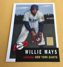 2000 Topps Willie Mays 1953 Topps  Reprint #3 Nr/Mt-Mt