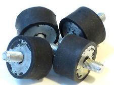 Norton muffler mount rubber head steady gas tank studs UK Made 06-0622