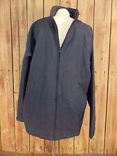 GAP Jacket Windbreaker w/Stowaway Hood Blue Men's Size M