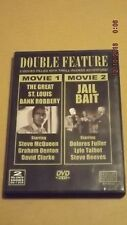 The Great St. Louis Bank Robbery/Jail Bait (DVD, 2005)