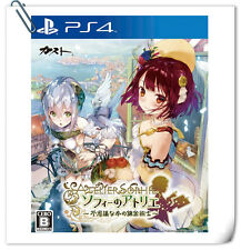 PS4 Atelier Sophie The Alchemist ENG 蘇菲的鍊金工房 中文 日文 Sony Games RPG Koei Tecmo