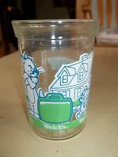 1993 Retro Tom & Jerry Turner Broadcasting Welch's Juice Glass