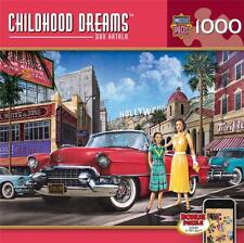 CHILDHOOD DREAMS JIGSAW PUZZLE WALK OF FAME DAN HATALA HOLLYWOOD 1000 PCS