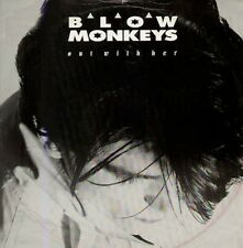 THE BLOW MONKEYS - Out With Her - Rca