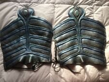 Stargate SG-1 Aris boch Jaffa armor shins screen used back ups
