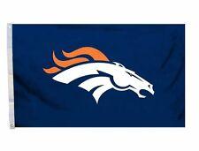NFL Denver Broncos  3'x5'  Flag