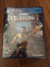Dead Rising 2 Playstation 4 PS4 Factory Sealed