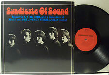 SYNDICATE OF SOUND Collection Little Girl LP PERF 388 Garage Pebbles Nuggets