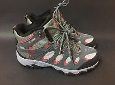 New Mens Merrell Ridgepass Mid Hiking Boots SZ8 Fleece Lining Select Dry Moab