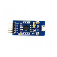 CP2102 USB UART Board (micro) USB to UART Module USB 2.0 At Full-speed (12 Mbps)