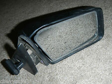 RIGHT HAND PASSENGER DOOR OUTSIDE MIRROR 1985 85 TOYOTA TERCEL SR5 DLX 4WD WAGON