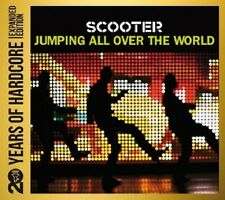SCOOTER - 20 YEARS OF HARDCORE-JUMPING ALL OVER THE WORLD  3 CD  34 TRACKS  NEU