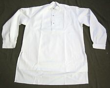 WWI FRENCH M1915 WHITE SERVICE SHIRT-SMALL