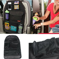 Auto Car Storage Multi-Use Pocket Organizer Car Seat Back Bag Car Accessories