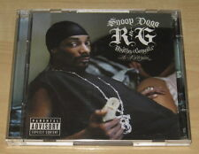 Snoop Dogg - R & G (Rhythm & Gangsta): The Masterpiece [PA] (CD & DVD 2005)