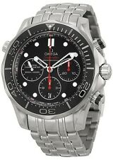 212.30.44.50.01.001 | OMEGA SEAMASTER DIVER | BRAND NEW & AUTHENTIC MENS WATCH