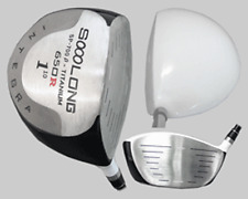 10 degree Integra SoooLong 650cc illegal Golf Club Driver Graphite Stiff Std.