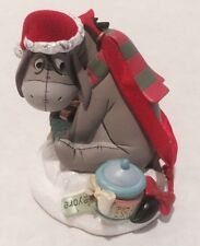 Extremely Rare Eeyore Disney Christmas Ornament Winne The Pooh