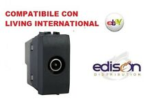 PRESA TV SERIE LIFE COMPATIBILE BTICINO LIVING INTERNATIONAL