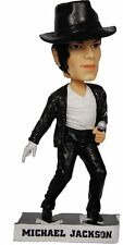 Michael Jackson Bobblehead Odash  King of Pop Figurine (2009) Bad Album 1987 New